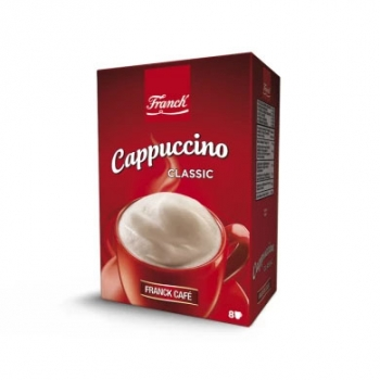 Franck Cafe - Cappuccino Classic 112g