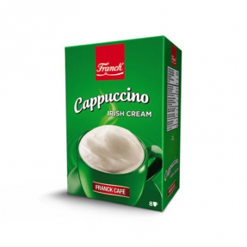 Franck café Cappuccino - Irish Cream 160g