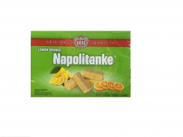 Kras NapolitankeLemon-Orange 330g